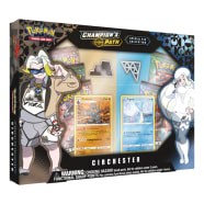 Pokemon - SWSH Champion's Path Special Pin Collection - Circhester Gym Thumb Nail