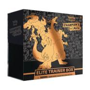 Pokemon - SWSH Champion's Path - Elite Trainer Box Thumb Nail