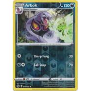 Arbok - 034/073 (Reverse Foil) Thumb Nail