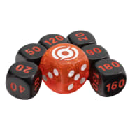 Pokemon - Champion's Path Dice Set of 6 + Bonus Die Thumb Nail