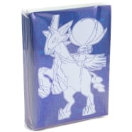 Pokemon - SWSH Chilling Reign Ice Rider Calyrex Sleeves - 65 Ct. Thumb Nail