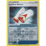 Justified Gloves - 143/198 (Reverse Foil) Thumb Nail