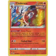Cinderace (Holo) - 028/198 Thumb Nail