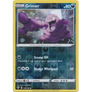 Grimer - 100/189 (Reverse Foil) Thumb Nail