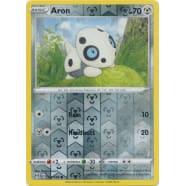 Aron - 121/189 (Reverse Foil) Thumb Nail