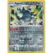 Aggron - 123/189 (Reverse Foil) Thumb Nail
