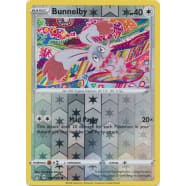 Bunnelby - 151/189 (Reverse Foil) Thumb Nail