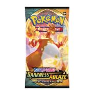 Pokemon - SWSH Darkness Ablaze Booster Pack Thumb Nail