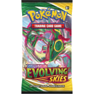 Pokemon - SWSH Evolving Skies Booster Pack Thumb Nail