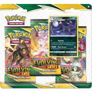 Pokemon - SWSH Evolving Skies 3 Booster Blister - Umbreon Thumb Nail