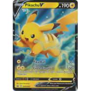 Pikachu V - SWSH063 Thumb Nail