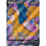 Charizard V - SWSH050 Thumb Nail