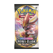 Pokemon - SWSH Rebel Clash Booster Pack Thumb Nail