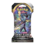 Pokemon - SWSH Rebel Clash Sleeved Booster Pack Thumb Nail