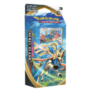 Pokemon - SWSH Rebel Clash Theme Deck - Zacian Thumb Nail