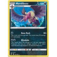 Mandibuzz - 120/192 Thumb Nail