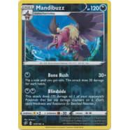 Mandibuzz - 120/192 (Reverse Foil) Thumb Nail