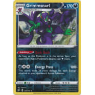 Grimmsnarl - 125/192 (Reverse Foil) Thumb Nail