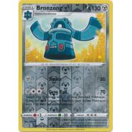 Bronzong - 130/192 (Reverse Foil) Thumb Nail