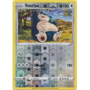 Snorlax - 141/192 (Reverse Foil) Thumb Nail