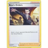 Boss's Orders (Non-Holo) - 154/192 Thumb Nail