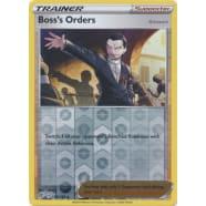 Boss's Orders - 154/192 (Reverse Foil) Thumb Nail