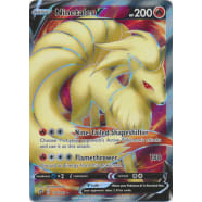 Ninetales V (Full Art) - 177/192 Thumb Nail