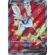 Cinderace V (Full Art) - 178/192 Thumb Nail