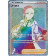 Pokemon OLEANA 191//192 Rebel Clash Full Art Ultra Rare Holo Trainer NM//MINT