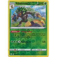 Rillaboom - 013/072 (Reverse Foil) Thumb Nail