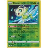 Celebi - 003/072 (Reverse Foil) Thumb Nail