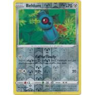 Beldum - 116/185 (Reverse Foil) Thumb Nail