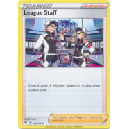 League Staff - 153/185 Thumb Nail