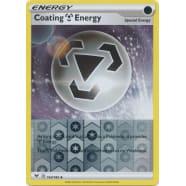 Coating Metal Energy - 163/185 (Reverse Foil) Thumb Nail