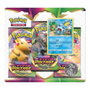 Pokemon - SWSH Vivid Voltage 3 Booster Blister - Sobble Thumb Nail