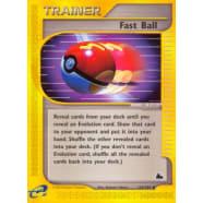 Fast Ball - 124/144 Thumb Nail