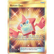 Rotom Dex (Secret Rare) - 159/149 Thumb Nail
