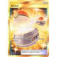 Switch (Secret Rare) - 160/149 Thumb Nail