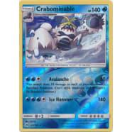 Crabominable - 43/149 (Reverse Foil) Thumb Nail