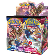 Pokemon - Sword and Shield Booster Box Thumb Nail