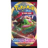 Pokemon - Sword and Shield Booster Pack Thumb Nail