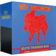 Pokemon - Sword and Shield Elite Trainer Box - Zamazenta Thumb Nail