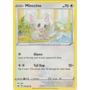 Minccino - 145/202 Thumb Nail