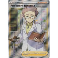 Professor's Research (Full Art) - 201/202 Thumb Nail