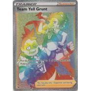 Team Yell Grunt (Hyper Rare) - 210/202 Thumb Nail