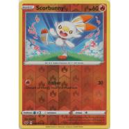Scorbunny - 030/202 (Reverse Foil) Thumb Nail