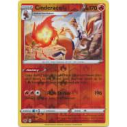 Cinderace - 034/202 (Reverse Foil) Thumb Nail