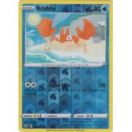 Krabby - 043/202 (Reverse Foil) Thumb Nail