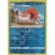 Kingler - 044/202 (Reverse Foil) Thumb Nail