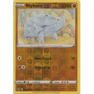 Rhyhorn - 096/202 (Reverse Foil) Thumb Nail